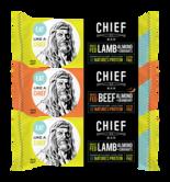 Chief Bar - Sample pack - Lamb/Beef