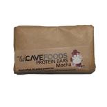 Cave Foods Mocha Protein Bar