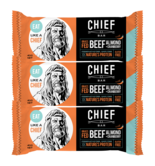Chief Bar - Beef - Triple Pack